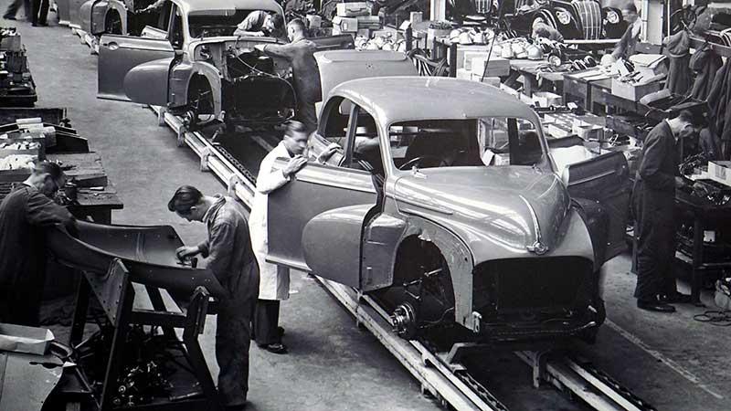 demarche lean industrie automobile